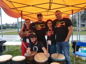 Zespół Jambulani z Rybnika